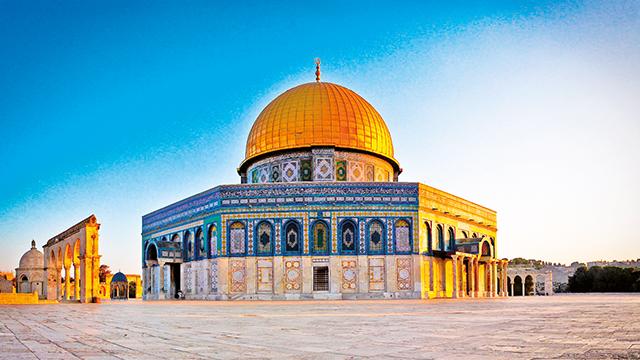 Küresel eşkıyanın Kudüs oyunu